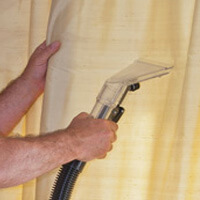 Curtain cleaning Twikinam
